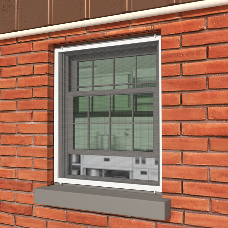 Standard Flyscreen | Safety Screens UK