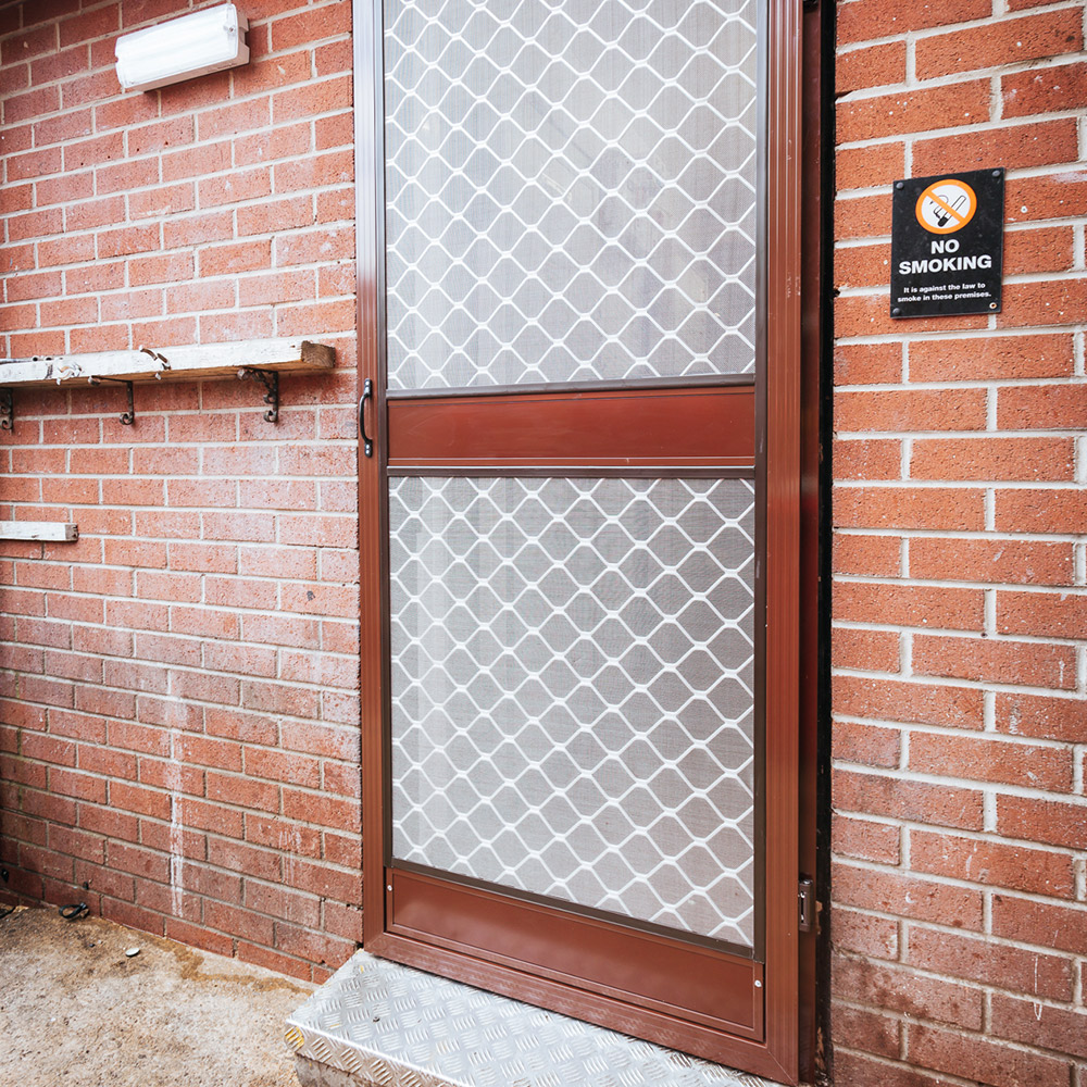 Heavy Duty Door Safety Screens Uk