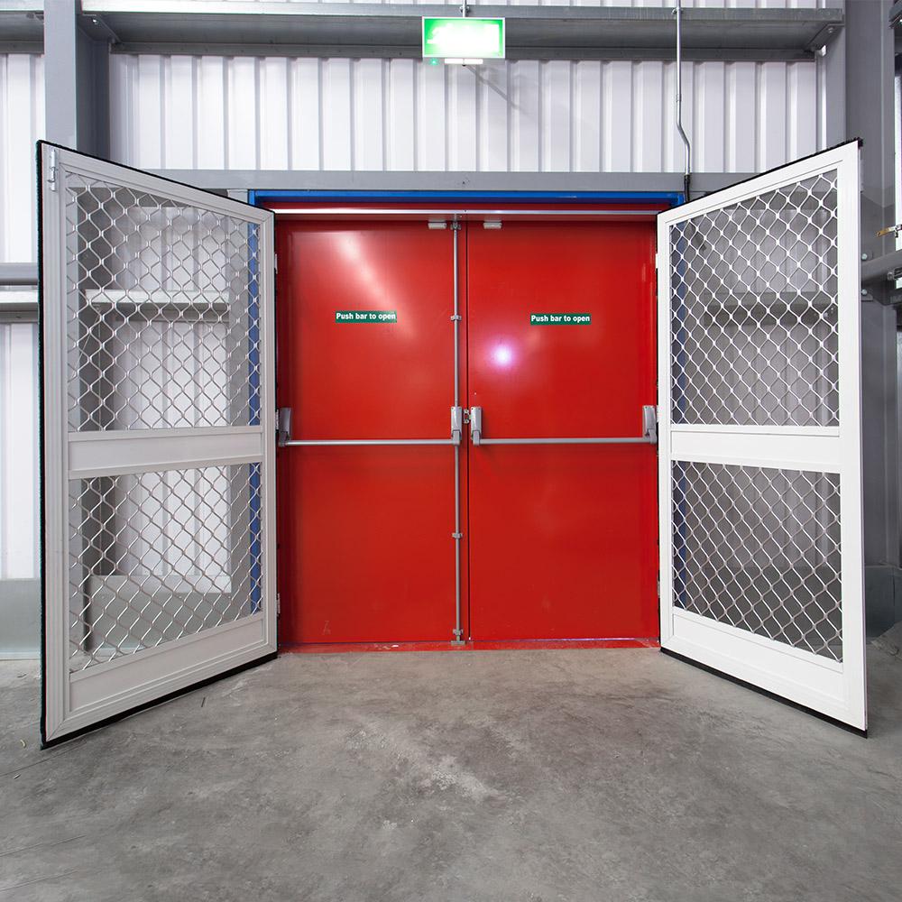 Heavy Duty Door Safety Screens Uk