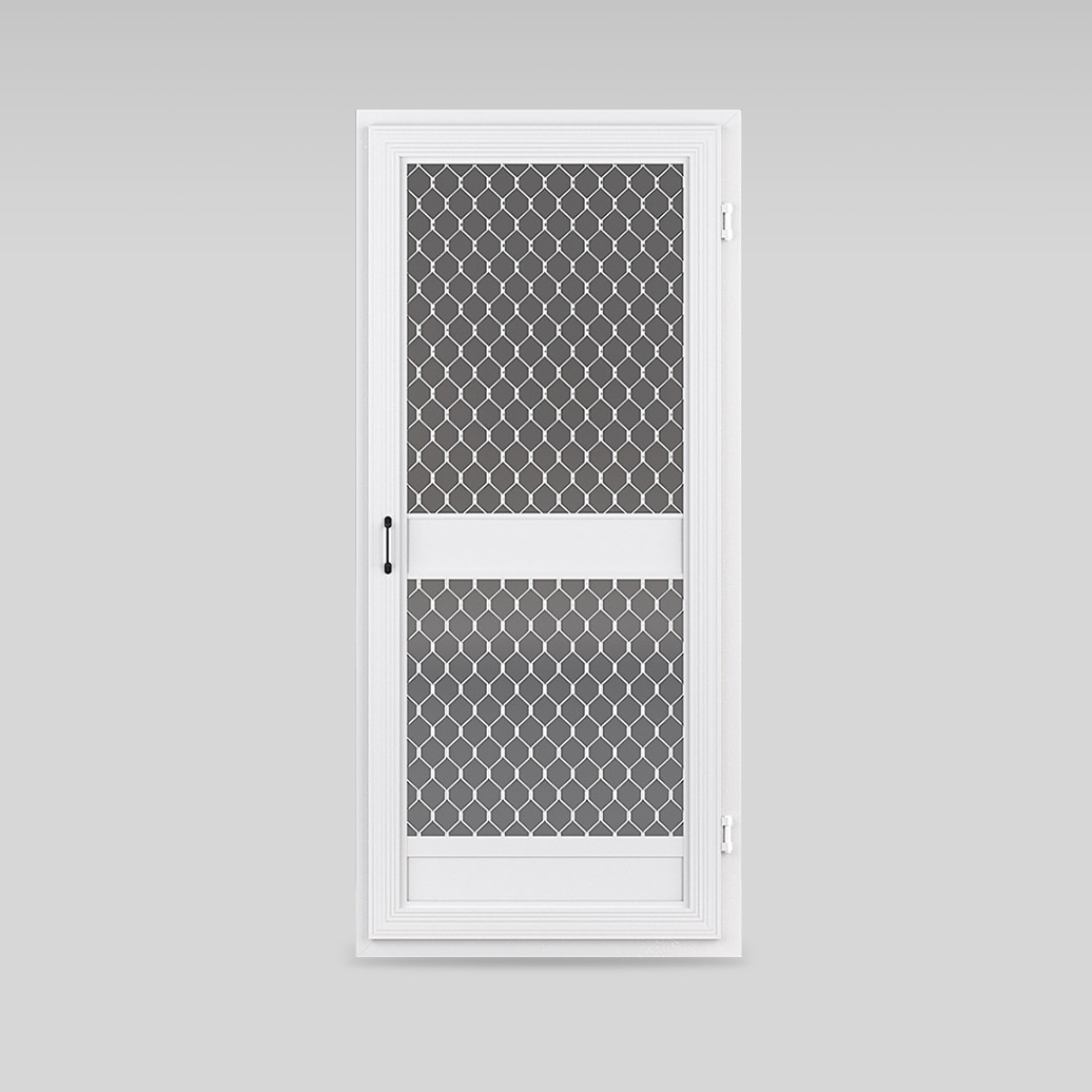Fly Screen Doors Two Way Safety Screens Uk